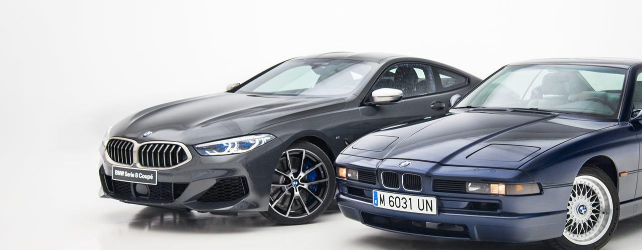 Conocemos al nuevo BMW Serie 8
