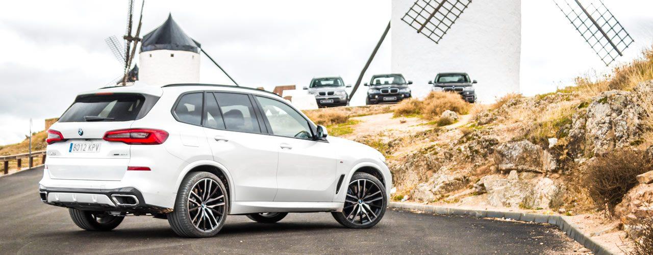 Prueba BMW X5 2019