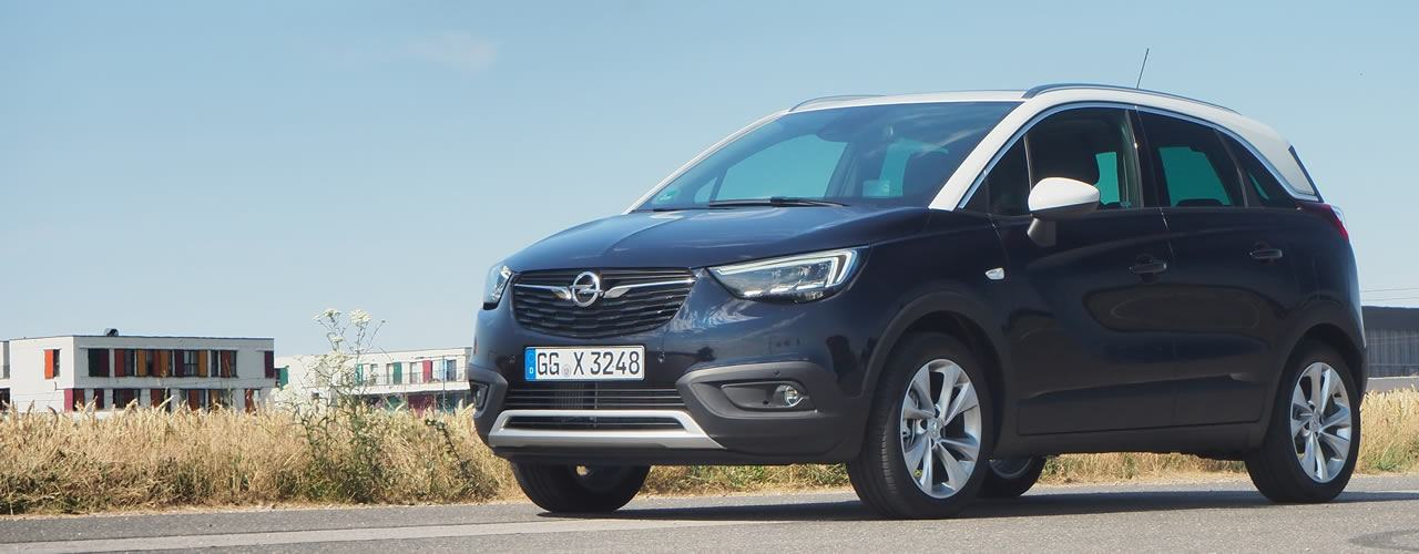 Prueba Opel Crossland X 1.2 Ecotec Turbo 130 CV